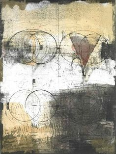 Unknown artist, Circular section II (1991)