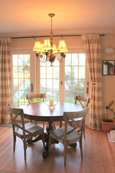 Sliding Gl Doors Curtain Ideas And Country Chair Table