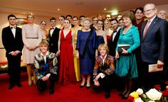 Koningin Beatrix viert feest - Vorsten