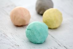 Our simple cooked playdough recipe is sure to provide hours of fun for the kids (includes step-by-step stove-top and Thermomix instructions). Easy Playdough Recipe, Cooked Playdough, Sprinkle Of Glitter, Baked Yams, Pretty Pastel, Eating Plans, Stevia, Super Easy, Ice Cream Sandwiches