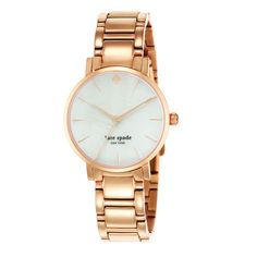 kate spade watch... Marie Michelle va l'acheter ;) one of my new fave things!