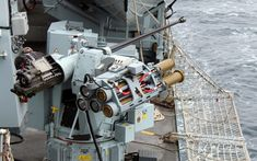 Royal Navy trials new missile to target small boats in wake of tensions with Iran Type 23 Frigate, Barrow In Furness, Strait Of Hormuz, Royal Australian Navy, Navy Military, Navy Ships, Speed Boats, Small Boats, Royal Navy