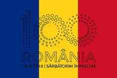 The flag of Romania Centenary of the Great Union Romanian Flag, 1 Decembrie, Sweden Travel, Mall Of America, Royal Caribbean Cruise, Political Events, Nightlife Travel, Culture Travel, Manila