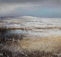 Amanda Hoskin | A Winter's Day - Dartmoor