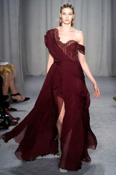 FALL 2014 RTW MARCHESA COLLECTION