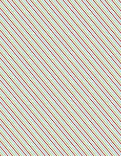Lovin' the diagonal stripe! More fab 'wash tape' prints!