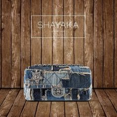 Chanel Denim Flap Bag Embelished with a Sherif Star | Chanel Paris Dallas 2014 Collection | Available Now  For inquiries, please contact sales@shayyaka.com or +961 71 594 777 (Call, SMS, WhatsApp, or iMessage) or Direct Message on Instagram (@Shayyaka). Guaranteed 100% Authentic | Worldwide Shipping | Credit Cards or Bank Transfer