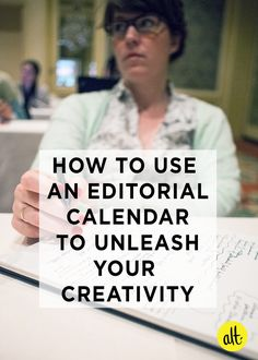 Are you using an editorial calendar? They can be the key to unleashing your creativity. How three bloggers use them as well as tips and tools for creating one.