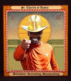 How Charlie Strong's ping pong vision saved Texas Longhorn Football - Good Bull Hunting