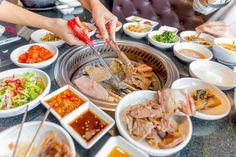 บุฟเฟ่ต์เนื้อย่างเกาหลี ต้นตำรับ ร้านแนะนำในย่านเมืองทองธานี แจ้งวัฒนะ DooRae ดูเร สาขาBeeHive