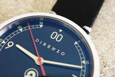 Direnzo Ziffernblatt DRZ_Type 250F Dress Watches, Smart Watch, Type, Model, Smartwatch