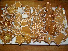 Mézeskalács figurák :: Ami a konyhámból kikerül