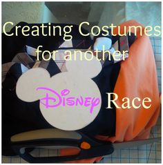 This site has several Run Disney Costume ideas