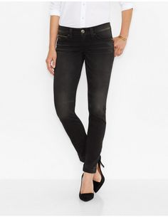 Revel Low Rise Demi Curve Skinny Jeans