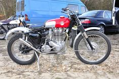 Vintage Montesa Photos/Specs/Parts Red Hunter, Super 4, Trial Bike, British Motorcycles, Vintage Bikes, Custom Bikes, Cool Bikes, Motocross, Specs