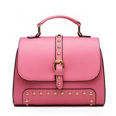 $31.23 (Buy here: https://alitems.com/g/1e8d114494ebda23ff8b16525dc3e8/?i=5&ulp=https%3A%2F%2Fwww.aliexpress.com%2Fitem%2FFashion-Style-Multicolor-Women-Handbags-Rivet-Shoulder-Bags-Popular-Delicate-Clutch-Chic-Lady-Messenger-Bag-Fresh%2F32471193921.html ) 2015 New Fashion Women Handbags Rivet Shoulder Bags Popular Delicate Clutch Chic Lady Messenger Bag Fresh Cross body Bags for just $31.23