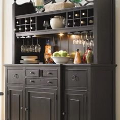 Hutch - love the idea of a giant piece like this!