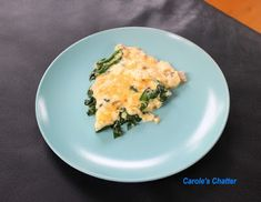 Carole's Chatter: Stovetop Spinach & Sausage Frittata Sausage Frittata, How To Cook Sausage, Fresh Cream, Cayenne Peppers, Feta, Spinach, Quotations, Stuffed Peppers, Cooking