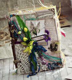 моё вдохновение: Про книгу ботаника №2...