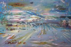 Number nine maleri av Harald Lyche Painting, Art, Art Background, Painting Art, Paintings, Kunst, Drawings, Art Education