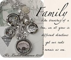 Family.  Locket.  Origami Owl. https://www.lucretia.origamiowl.com