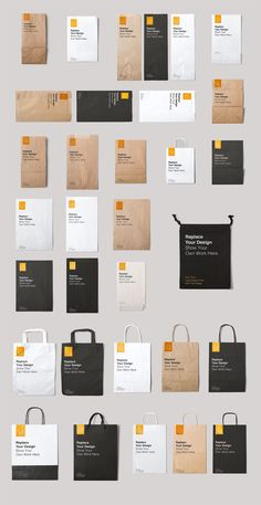 Mockup Zone – Coffee Branding And Packages Mock Up Pack