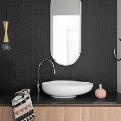 Hatch renovations bathroom featured our 3 products in their stunning bathroom