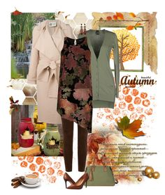 """Autumn Color Celebration"" by bluecatreview13 ❤ liked on Polyvore featuring Sole Society, Coach, Lanvin, Miss Miss, Ralph Lauren Black Label, River Island, monday, autumnstyle, bluecatreview and over50styling"