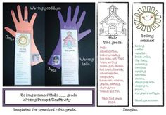So long summer; hello school year!  Student's trace their hand waving good bye to summer on one side, and hello to a brand new year in school on the other.  Includes completed samples + FREE templates for preschool - 8th grade.