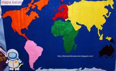 Map Montessori
