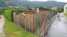 Zaun aussen