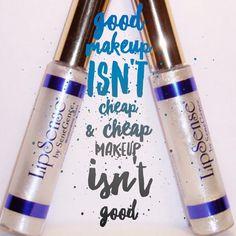 Good makeup isn't cheap and cheap makeup isn't good www.senegence.com Distributor ID 204302 Facebook: Jess' Sassy Smooches. Email: jesstess79@hotmail.com
