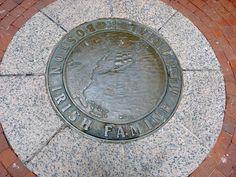 Irish Famine Memorial, Boston, MA