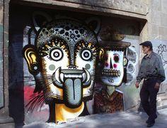 Street art mexicain ! | HouHouHaHa