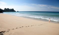Five of the best beaches in the UK