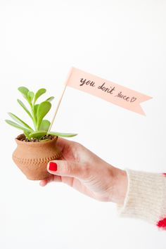 "Valentines for Your Coworkers: ""you don't succ"" hehehehe"
