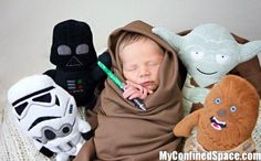 For Daddy... Since our due date is Star Wars day. May the 4th be with you!