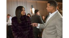 """Fictional Couples We Love   Cookie and Lucious Lyon: Perhaps the most talked about fictional couple of the past few months is Cookie (Taraji P. Henson) and Lucious Lyon (Terrence Howard) of the blockbuster drama Empire. Cookie's sassy, no nonsense personality is the perfect match for Lucious's vindictively charming ways. And we love how Cookie shuts down Luscious' current fiancée, """"Boo Boo Kitty!"""" Cookie is a ride or die chick who takes no mess, not even from Lucious Lyon."""