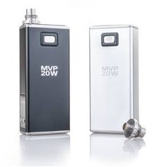 The Innokin MVP20W has been powered up to 20Watts and upgraded with a better chip and a sleeker look