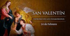 Cada 14 de febrero la Iglesia en el mundo celebra la fiesta de San Valentín, patrono de los enamorados. Según la tradición, durante la persecución a los cristianos, el Santo ponía en riesgo su vida para casar cristianamente a las parejas.