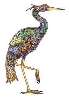 Heron  Sue Coccia