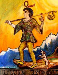 #La_carta_del_loco_del_tarot El significado del tarot el loco