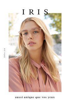 IRIS - as unique as your eyes Alfred Sung, Nicole Miller, Vera Wang, Hugo Boss, Jimmy Choo, Iris, Versace, Steve Madden, Womens Prescription Glasses