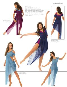 ISSUU - Reverence 2014 by Reverence Dance Apparel