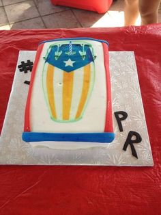 My Primos' BD cake!! Puerto Rican Recipes, Papi, Puerto Ricans, Celebration Cakes, Baking Recipes, Pride, Desserts, Food, Crack Cake