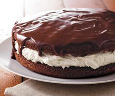 Whoopie  Pay gigante de chocolate