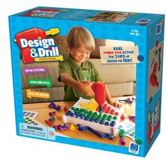 Design and Drill - One of my most used toys down through the years, but not for the reason you may think.