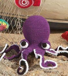 Octopus Amigurumi - Free Pattern - your-craft.org