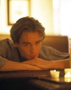 Photo of Robert Sean Leonard for fans of Robert Sean Leonard 808080 Audrey Hepburn Movies, Robert Sean Leonard, Oh Captain My Captain, Dead Poets Society, British American, Character Aesthetic, Pretty Men, Club, Man Crush