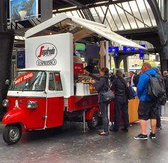 #segafredo @Zurich Hauptbahnhof